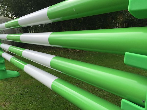 10ft 5 band Pro Showjump Pole